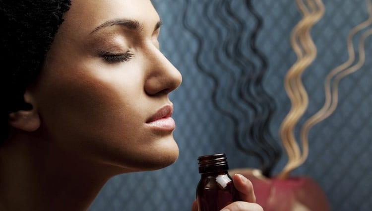 sniff your cbd oil