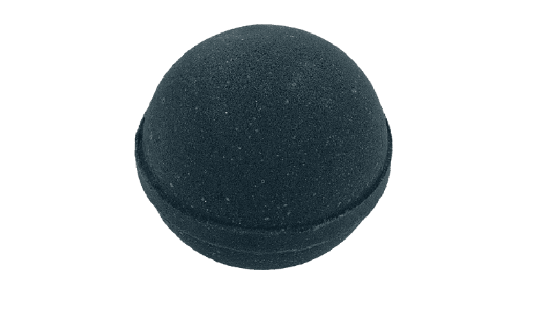 Purekana Activated Charcoal Cbd Bath Bomb
