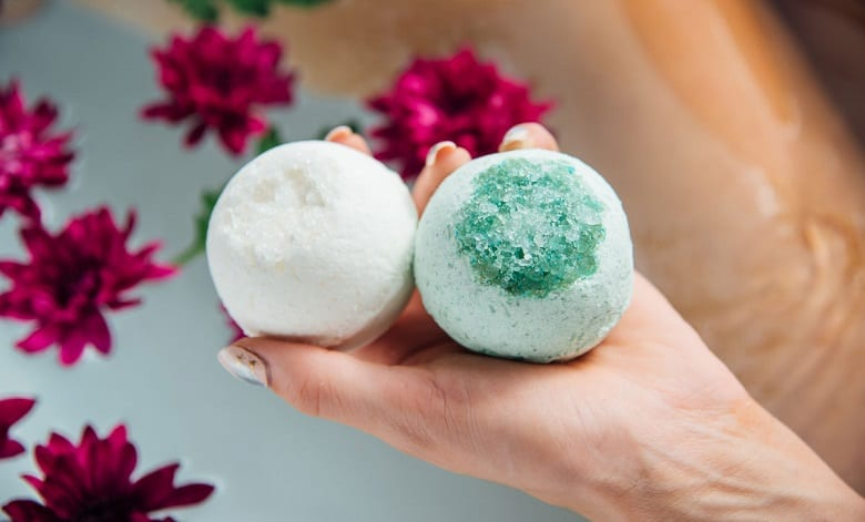 WHAT ARE CBD BATH BOMBS?