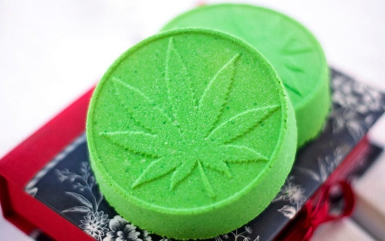 HOW MUCH CBD IS IN A BATH BOMB?