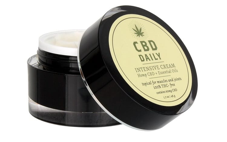 CBD Daily CBD Intensive Cream