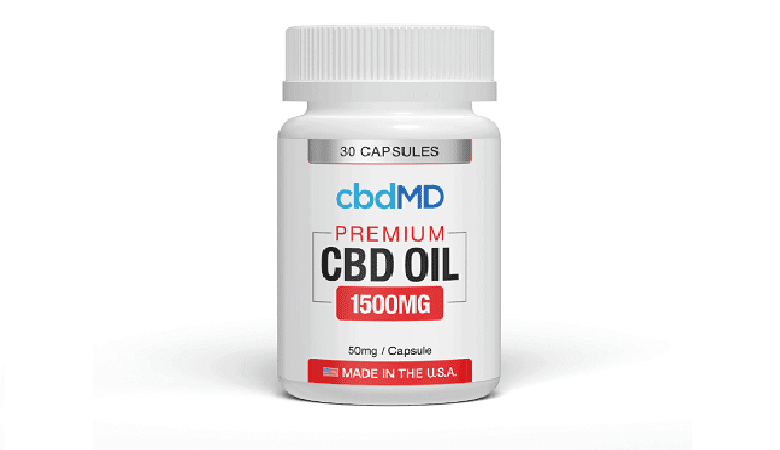 CBDMD Premium CBD Oil