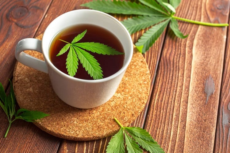 How To Make CBD Tea 1