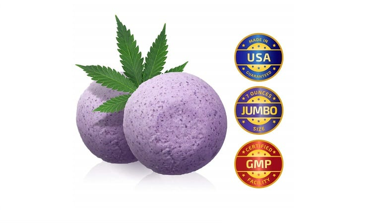 Veyo Nutrition Hemp Bath Bombs