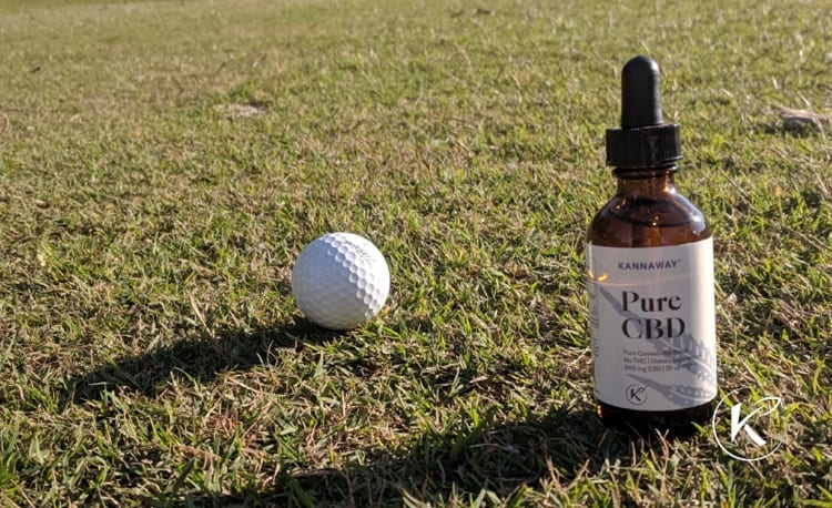 benefits of cbd oil in golf