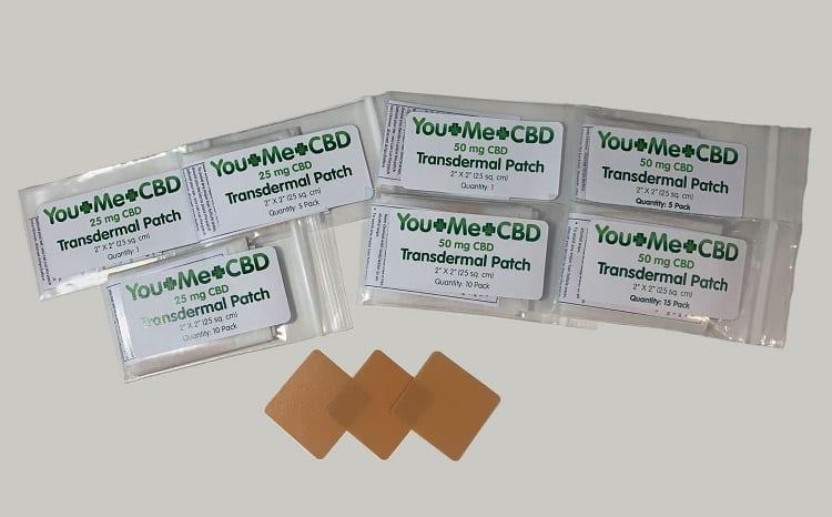 package of transdermal patch