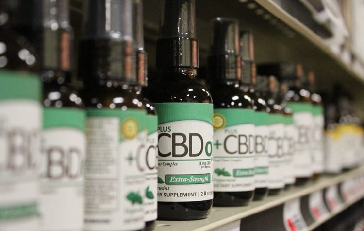 CBD oil can contain thc