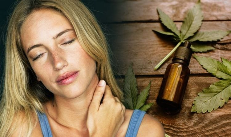 pain relief with cbd oil